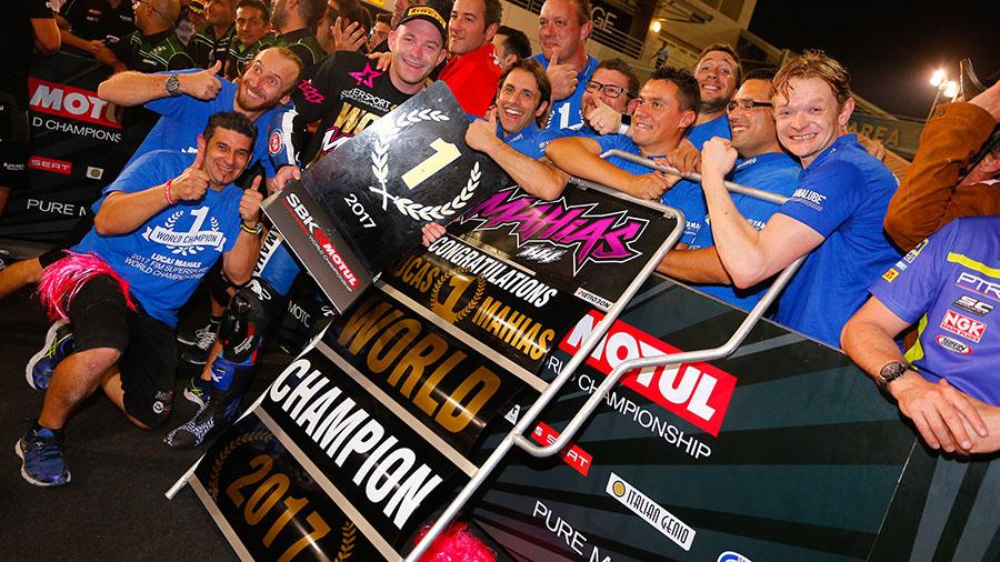 71921 Yamaha Racing World Supersport
