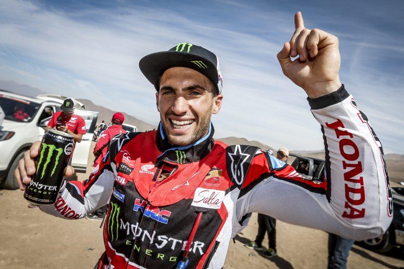 77352 Kevin Benanvides gana el Atamaca Rally 2018