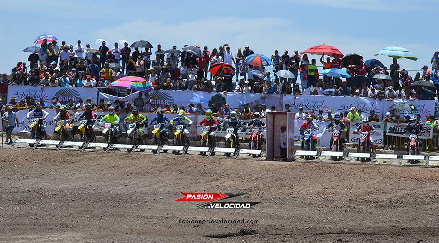 Resultados completos Fecha 3 Campeonato Regional Centro Sur GP León Guiar Motocross