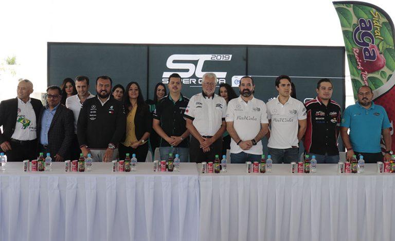 Se presentó el Gran Premio Sidral Aga en Guadalajara