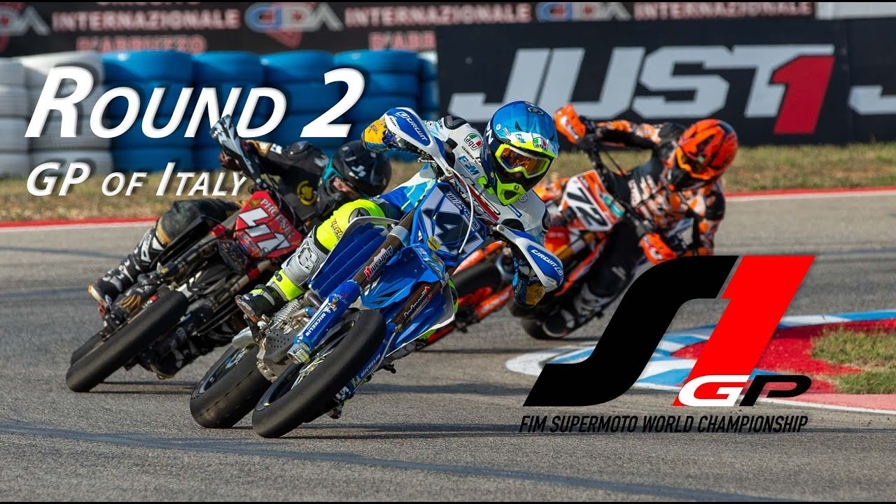 VIDEO: 2020 – ROUND 2 | GP of Italy, Ortona – 26 min Magazine – Supermoto