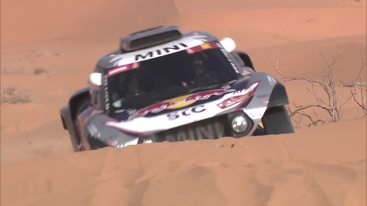VIDEO: Resumen Etapa 6 Al Qaisumah / Ha'il Rally Dakar 2021 en Arabia Saudita