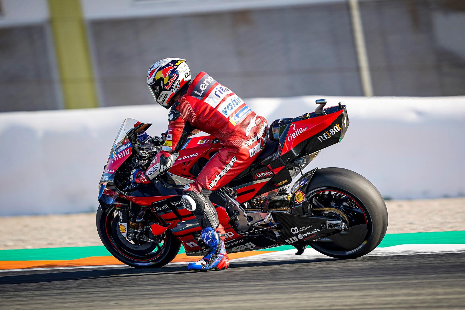 ¿Cuál es el récord de velocidad en una MotoGP™?