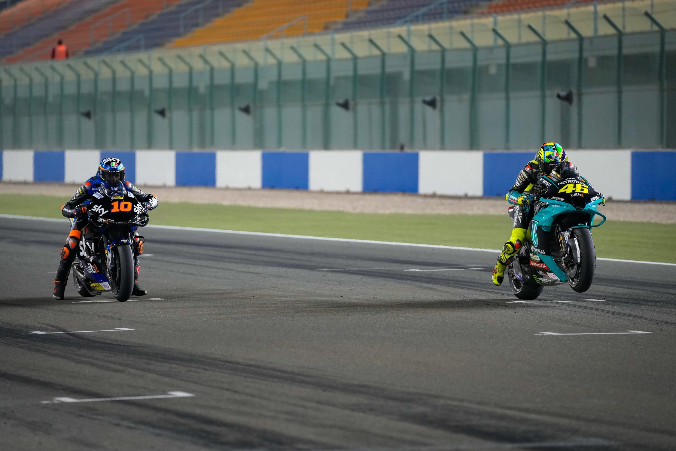 Horario MotoGP Gran Premio de Qatar 2021 para Latinoamérica.