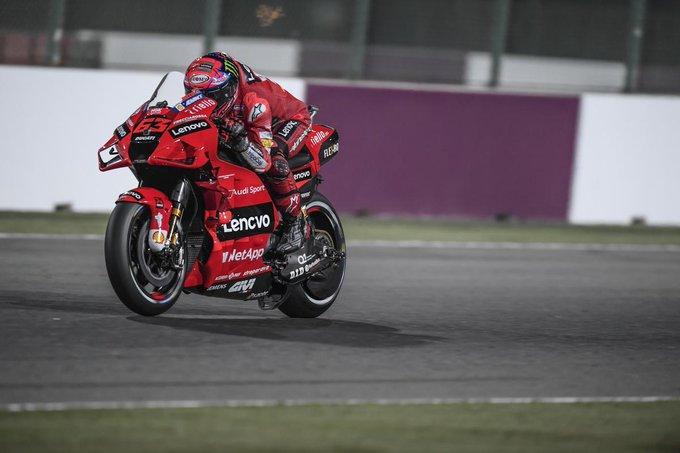 Resultados de la Clasificación MotoGP 2021 Qatar.