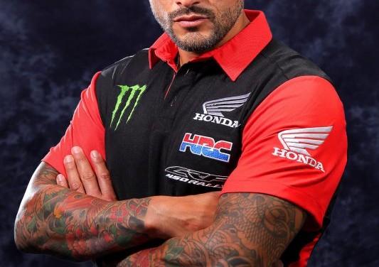 Pablo Quintanilla, nuevo piloto del Monster Energy Honda Team