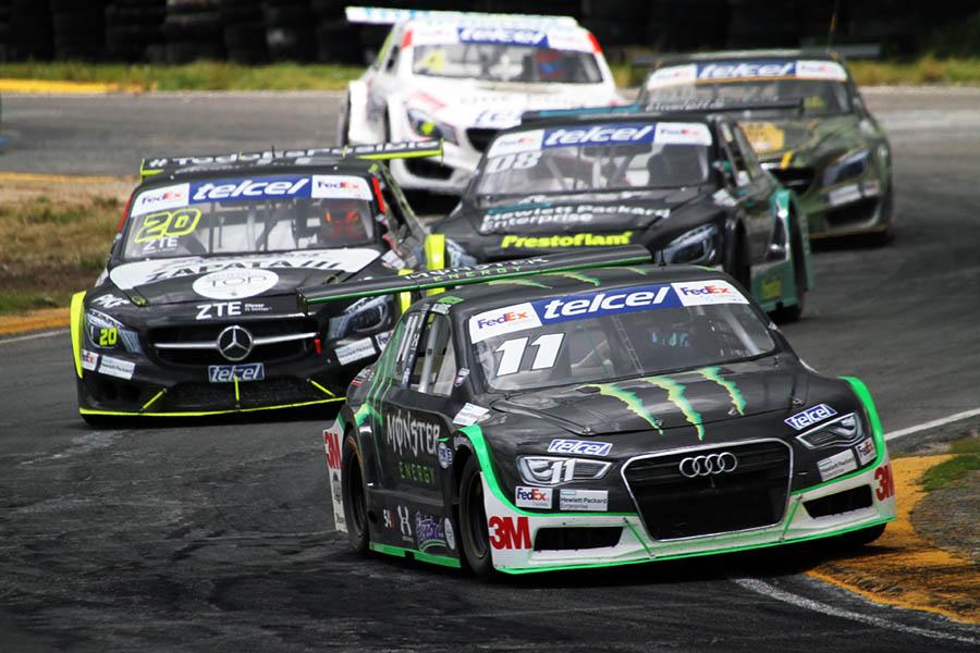 "Hugo Oliveras conquista el 3º de la Súper V8 para la ""Garra Verde"""