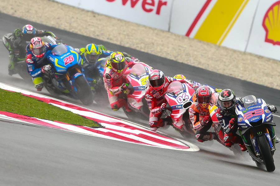 Confirmado el calendario de MotoGP™ para 2017