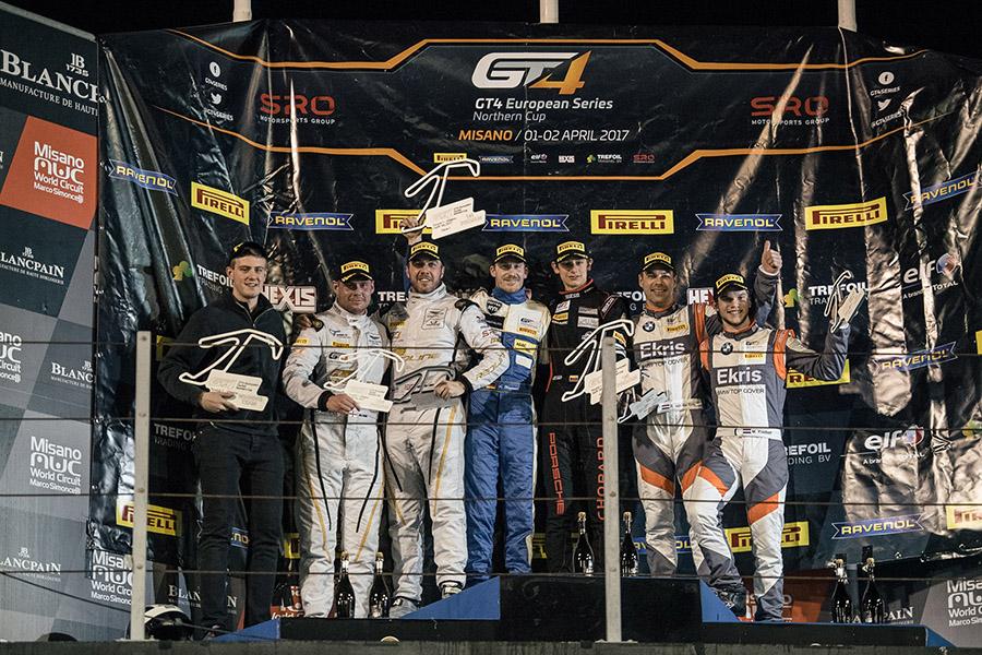 Jonathan Alberto Cecotto triunfó en Misano con un auto KTM | Pasión por la  Velocidad