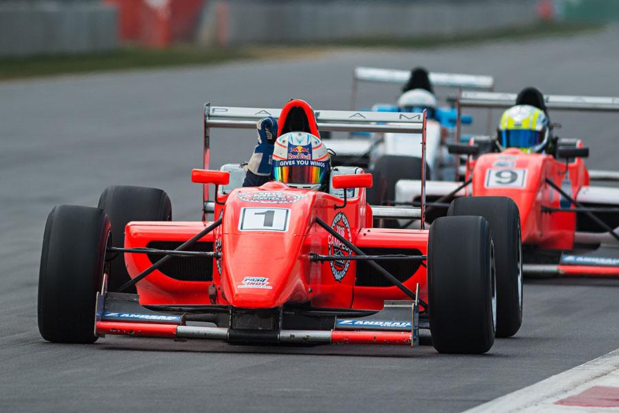 La Fórmula PANAM dará el grito en el Autódromo Hermanos Rodríguez
