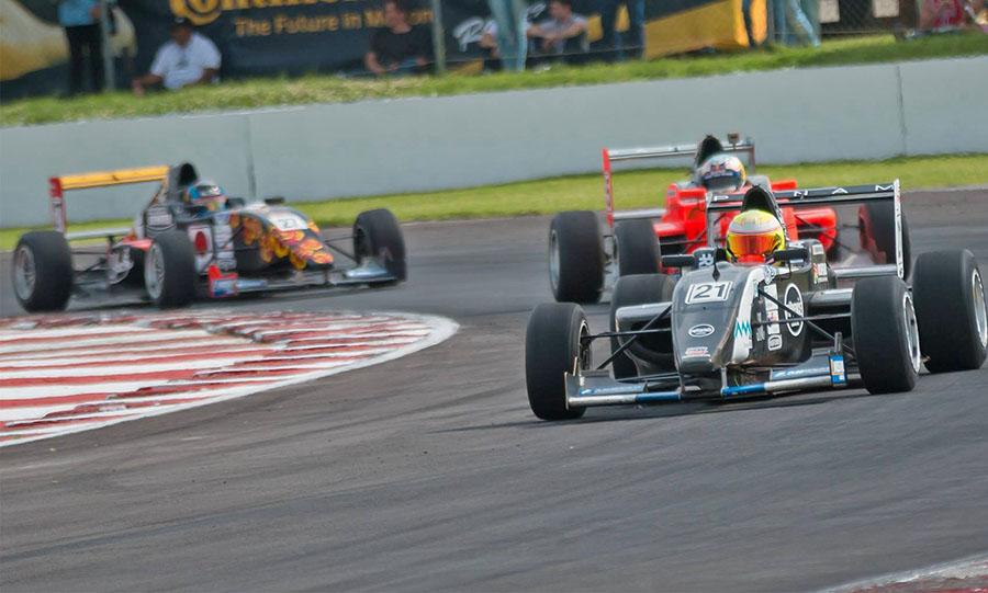 Comienzan las competencias de la Fórmula PANAM 2018