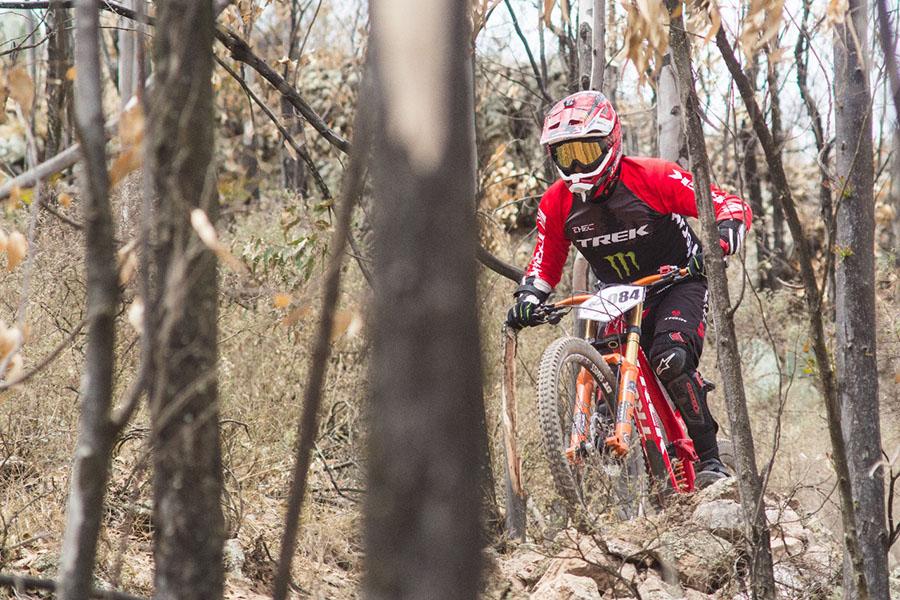 Compite con éxito TREK-MonsterEnergyRacing en primera fecha de Downhill en Zacatecas