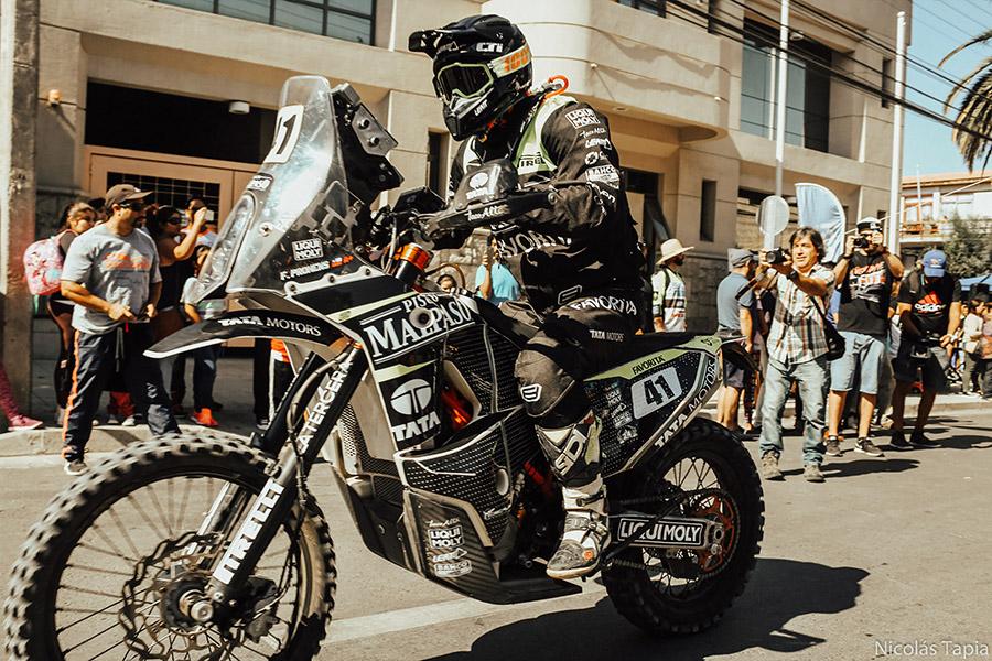 Regresa Felipe Prohens a las competencias de Rally