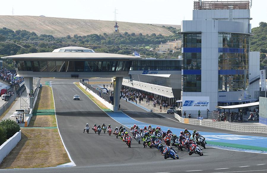 García, Kunii, Pons, Bertelle e Ibáñez se imponen en Jerez round 6 del FIM CEV Repsol