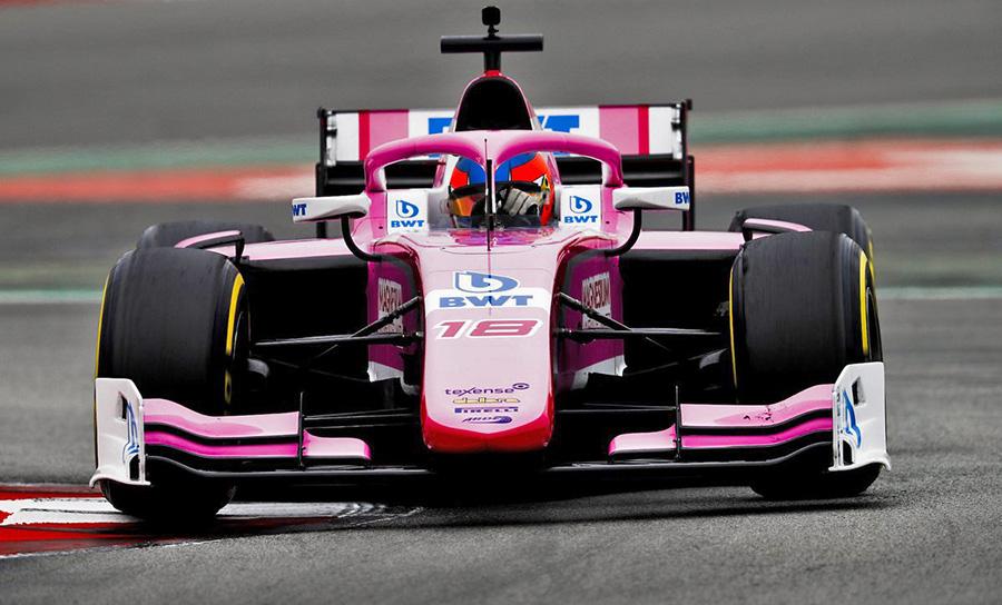 Tatiana Calderón disputará fecha del FIA F2 en Francia