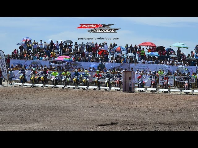 Video Blog 21 GP Motocross Guiar León RACE 1 85cc., MX-2 y MX-1