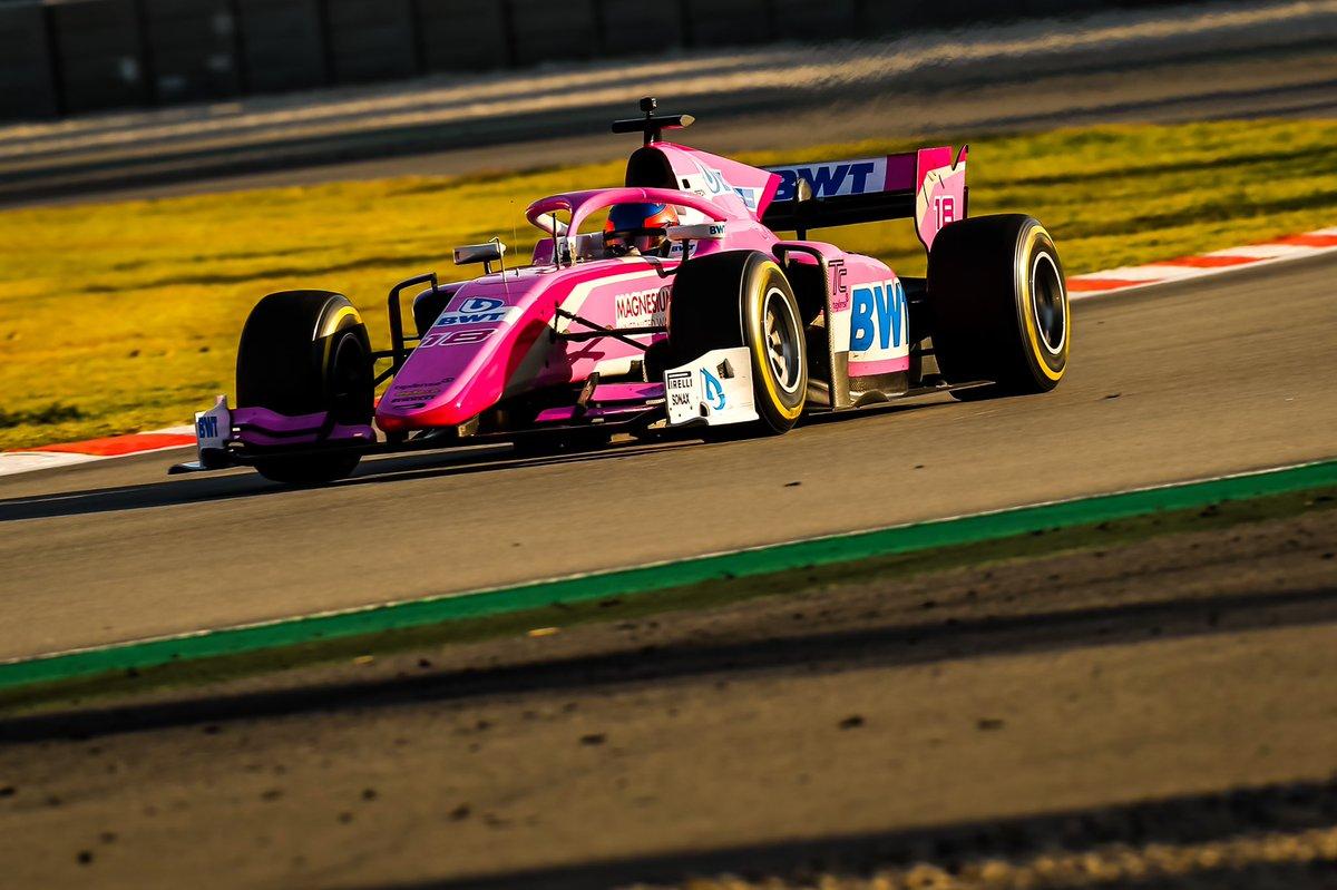 Tatiana Calderón corre este fin de semana en Silverstone
