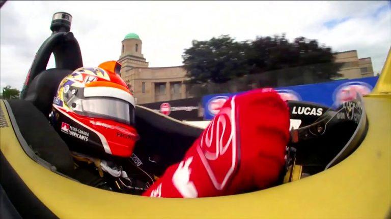 VIDEO: Honda IndyCar Toronto Round 11 Practice 2019