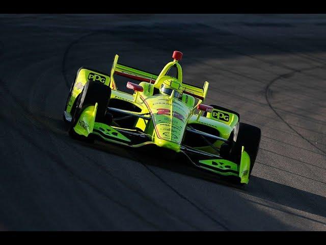 VIDEO: Iowa 300 Qualifying Round 12 NTT IndyCar Series 2019