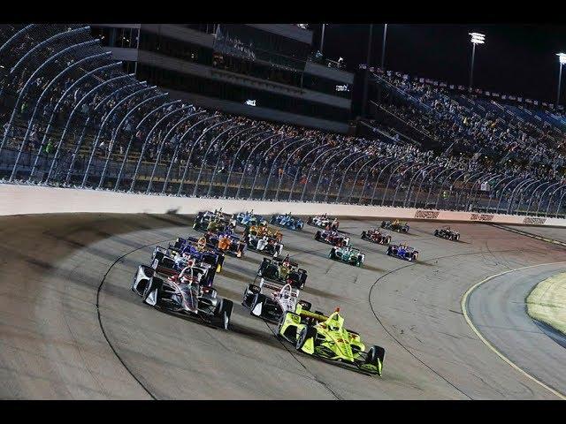 VIDEO: Iowa 300 RACE Round 12 IndyCar Series 2019