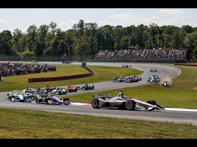 VIDEO: NTT IndyCar Series 2019 RACE MidOhio Round 13
