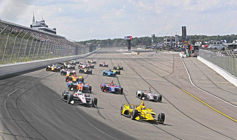 VIDEO: IndyCar Series 2019 RACE ABC Supply 500 Round 14 Pocono Raceway