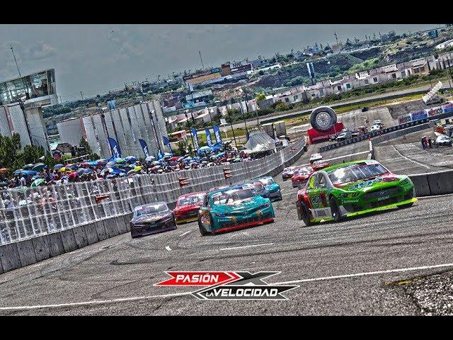 VIDEO: NASCAR Peak México Series fecha 7 Óvalo EcoCentro 2019