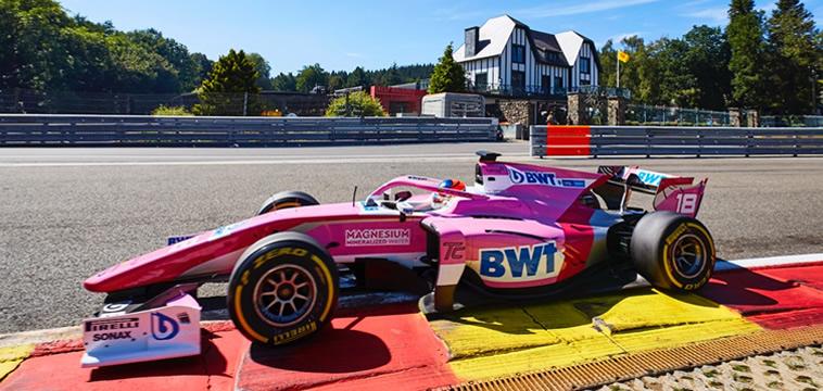 Tatiana Calderón Disputará el GP de F2 en Monza