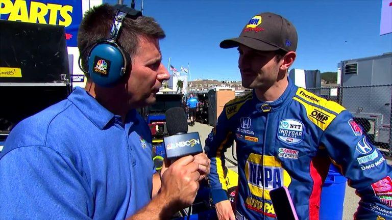 VIDEO: Round 17 NTT IndyCar Firestone Grand Prix Laguna Seca 2019 QUALIFYING
