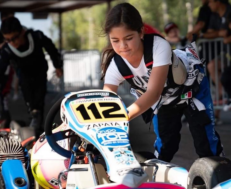 Ivanna Richards, la primera piloto mexicana que llegará a Le Mans