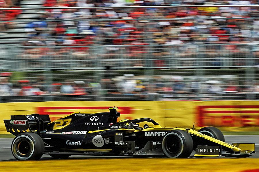Renault F1 Team / Canel´s Preview México Grand Prix