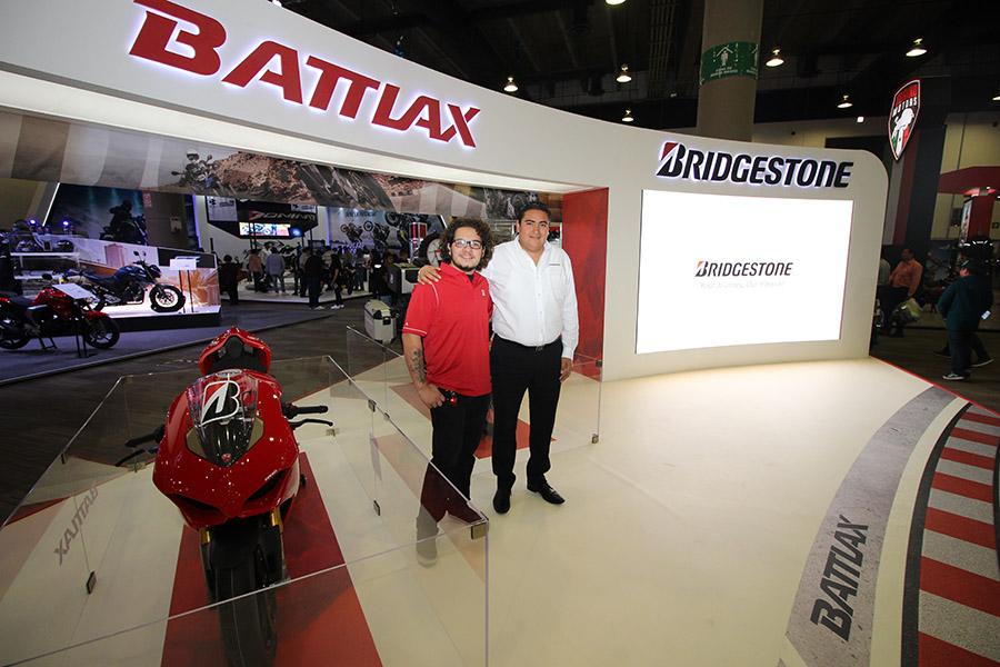 Bridgestone presentó 5 nuevos modelos de neumáticos para Moto en México