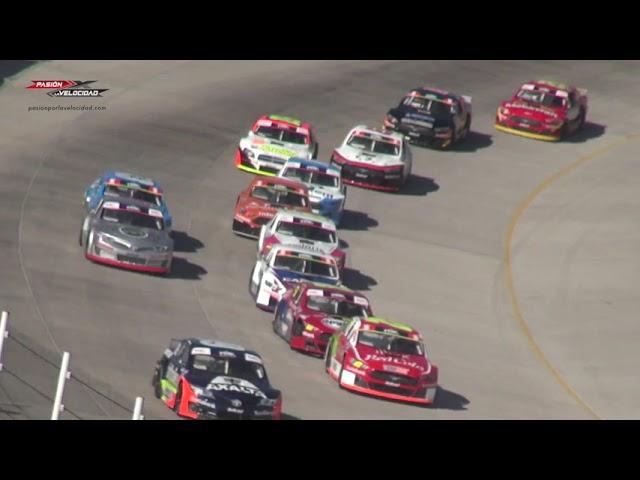 VIDEO: NASCAR México fecha 11 Óvalo Aguascalientes 2019