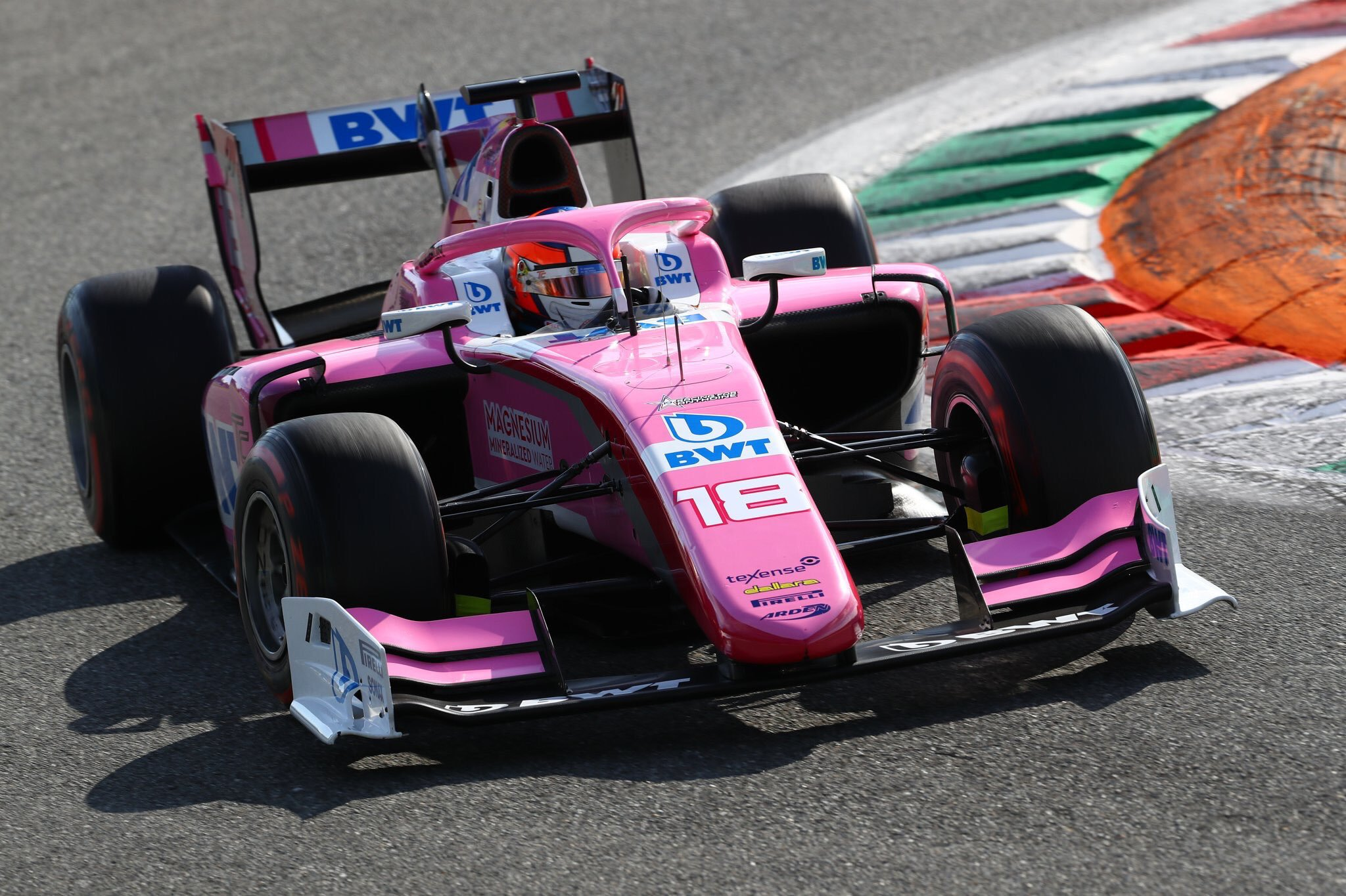 Tatiana Calderón cerró su primer año en el FIA F2