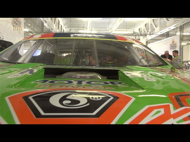 VIDEO: Z Motors final NASCAR México 2019 Autódromo Hermanos Rodríguez