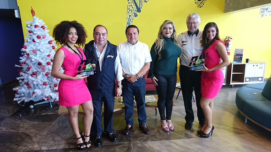 La Súper Copa y F4 anuncian carrera en Mérida 2020