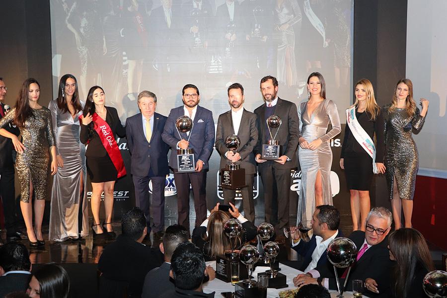 Premiación Super Copa 2019