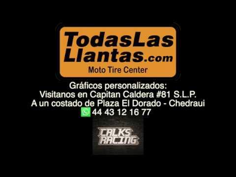 VIDEO: Cambio de Gráficos en Todas Las Llantas SLP