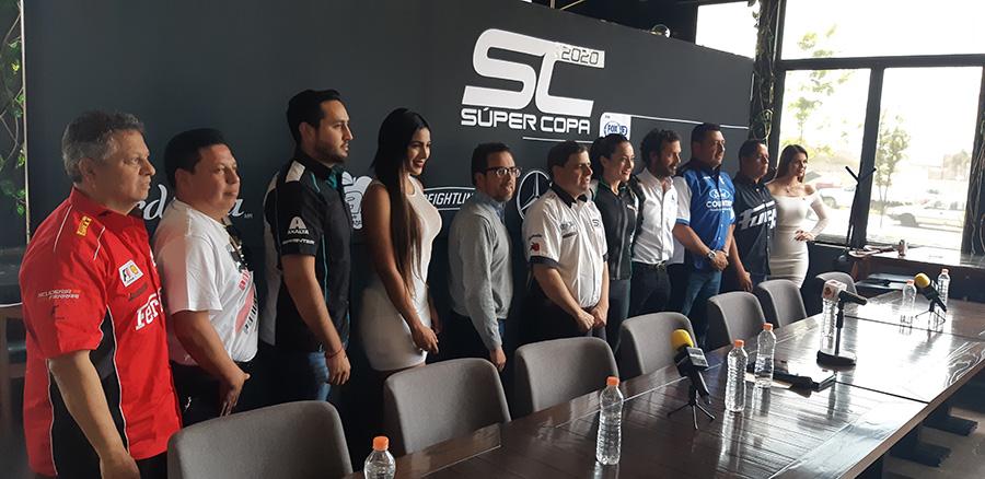 Se presentó la segunda fecha de Súper Copa en Aguascalientes