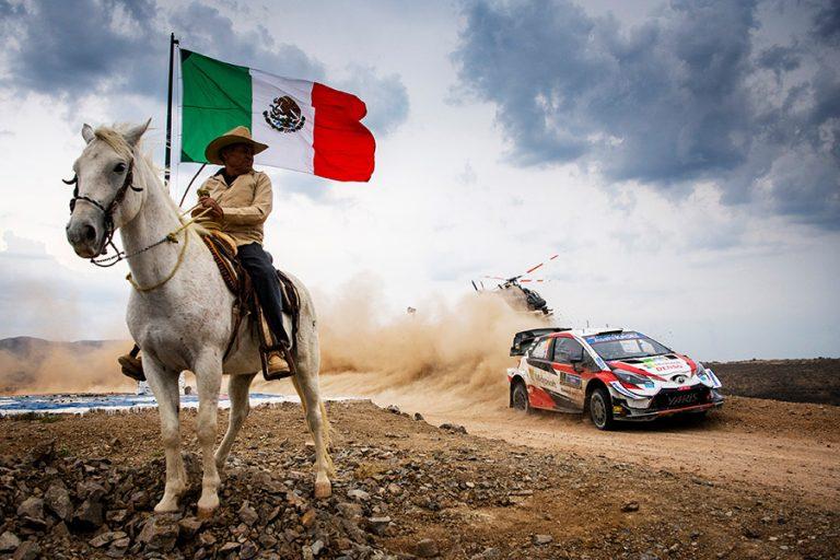 Sébastien Ogier igualó el récord de 6 victorias de Sébastien Loeb en el Rally Guanajuato