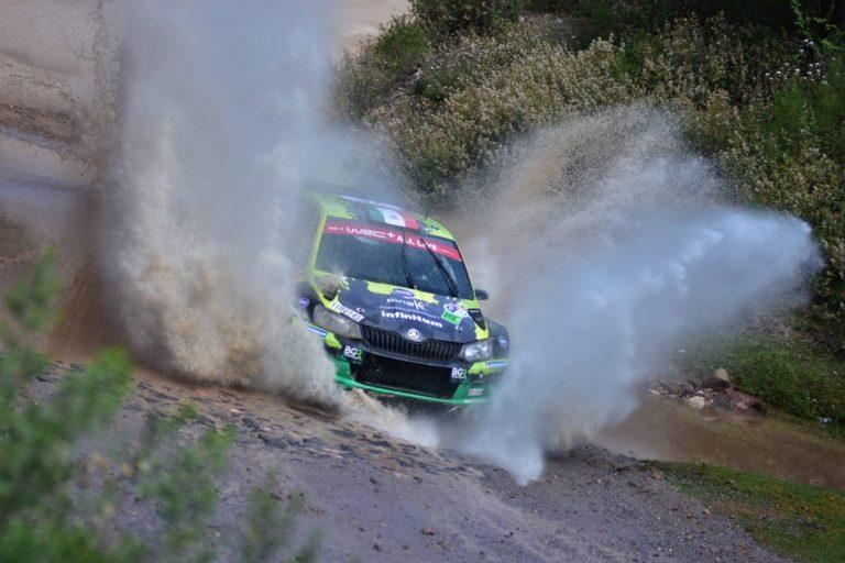Benito Guerra cosecha sus primeros puntos en el WRC 2020