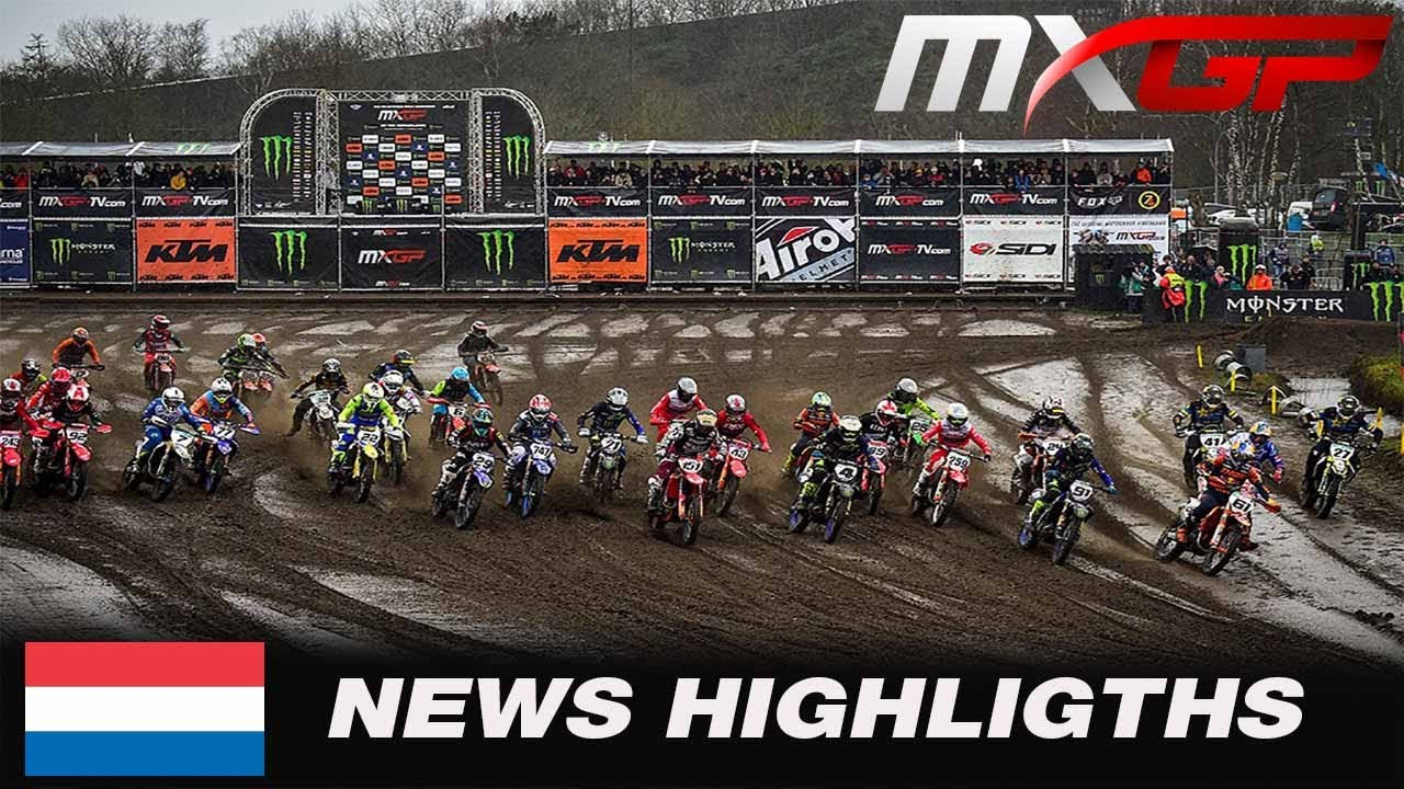 VIDEO: NEWS Highlights – MXGP of The Netherlands 2020 Round 2