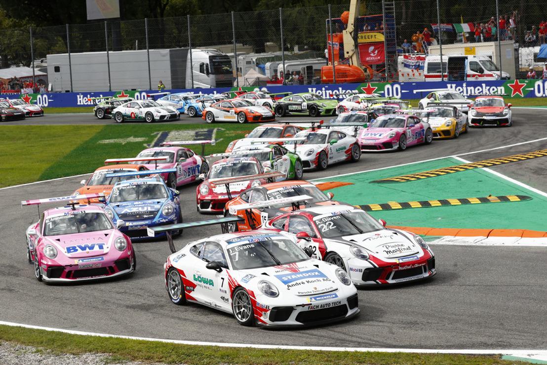 La Supercup se pone en marcha: regreso a los circuitos reales