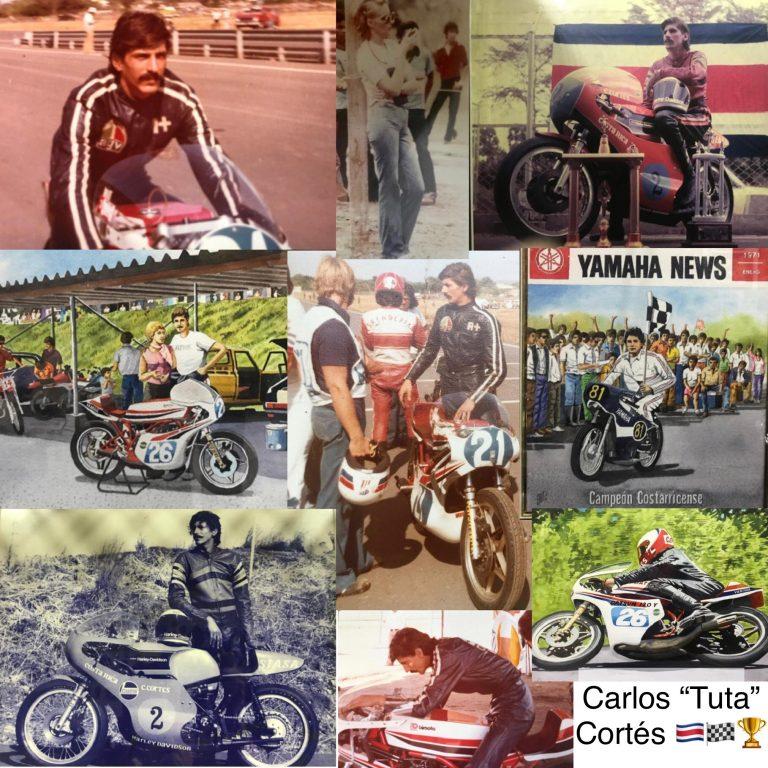 Memorias del legendario Carlos «Tuta» Cortés