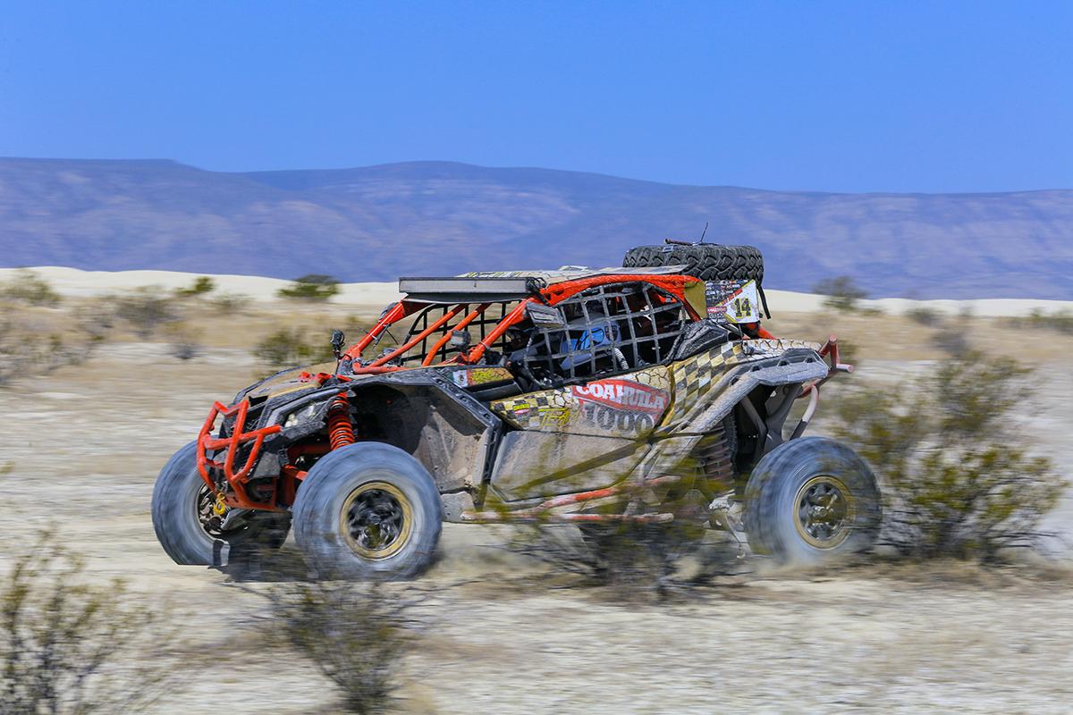 Más de 50 vehículos tomarán la salida del Coahuila 1000 Desert Rally 2020