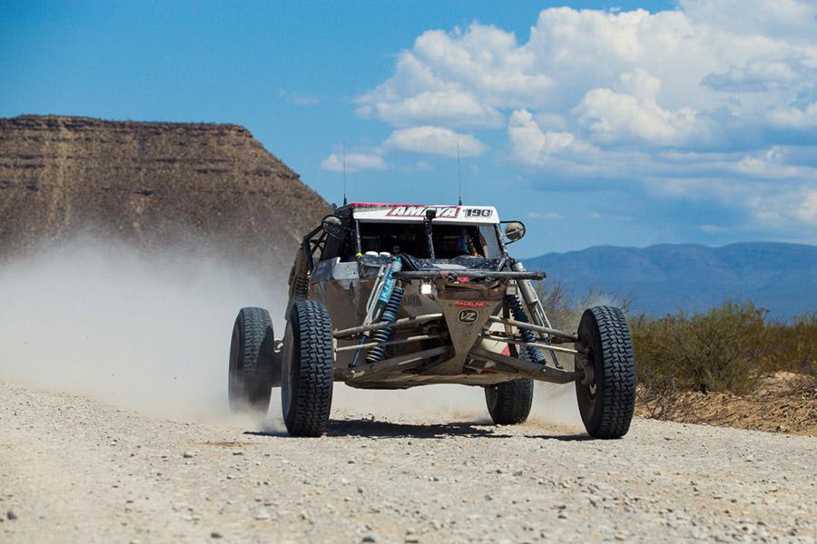 Se impone Rodimiro Amaya en el Coahuila 1000 Desert Rally 2020