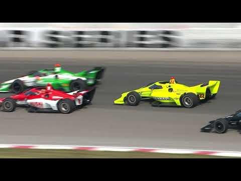 VIDEOS: IndyCar 2020 Round 6 RACE 2 Bommartio Automotive Group