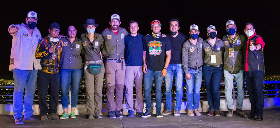Demuestra Coahuila 1000 Desert Rally como hacer deporte y turismo eficiente