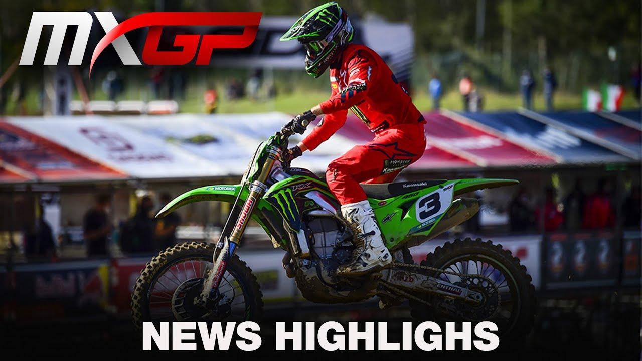 VIDEO: NEWS Highlights – MXGP of Città di Mantova 2020 Round 10