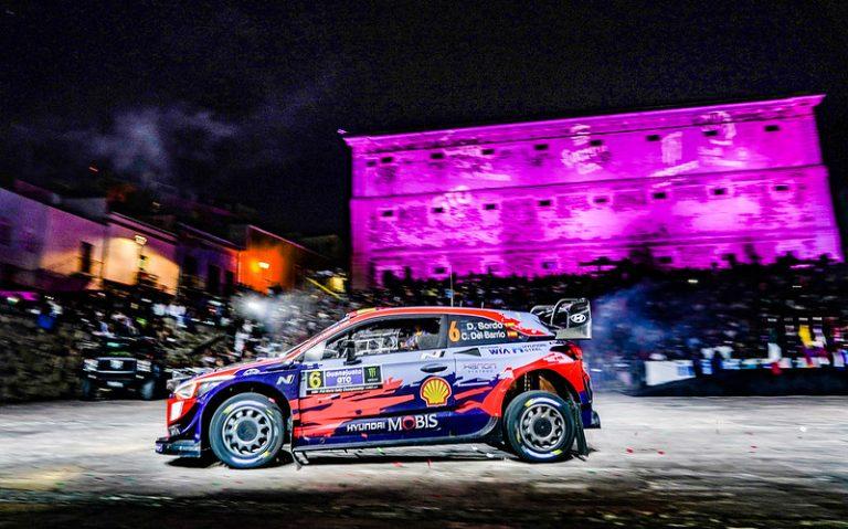 El Rally Guanajuato Corona asegura su presencia en el WRC para el 2022 y 2023